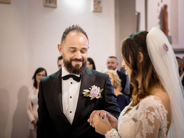Il matrimonio di Francesco e Lucia a Montespertoli, Firenze 28