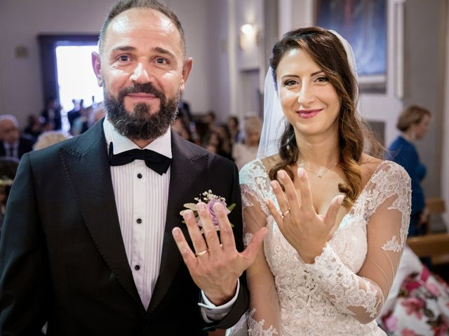 Il matrimonio di Francesco e Lucia a Montespertoli, Firenze 31