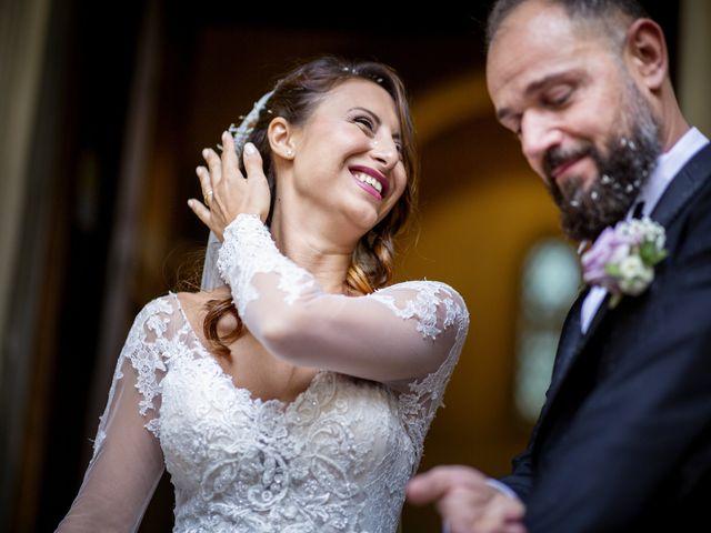 Il matrimonio di Francesco e Lucia a Montespertoli, Firenze 38