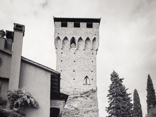 Il matrimonio di Francesco e Lucia a Montespertoli, Firenze 40