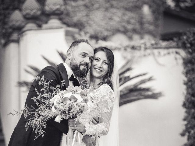 Il matrimonio di Francesco e Lucia a Montespertoli, Firenze 41