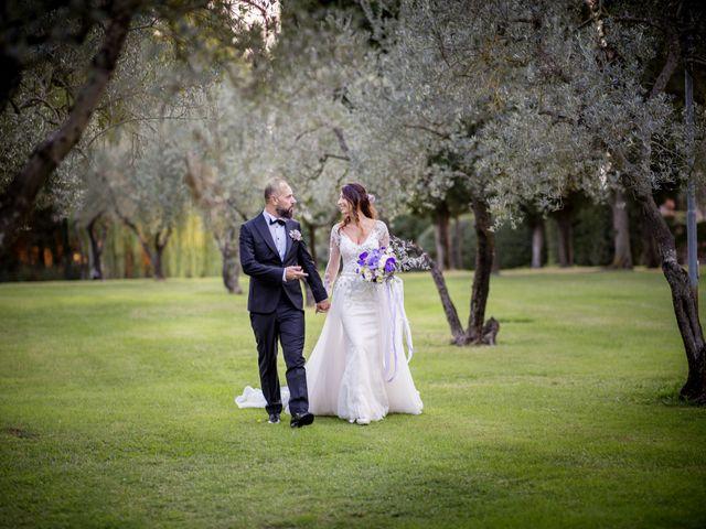 Il matrimonio di Francesco e Lucia a Montespertoli, Firenze 43