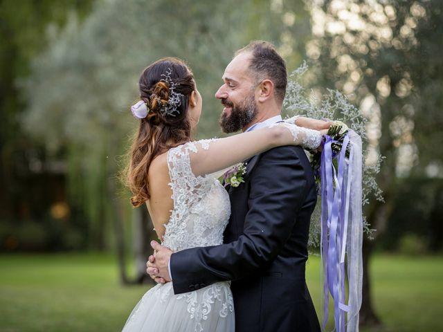 Il matrimonio di Francesco e Lucia a Montespertoli, Firenze 47