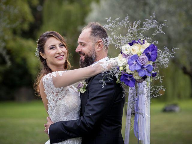 Il matrimonio di Francesco e Lucia a Montespertoli, Firenze 48