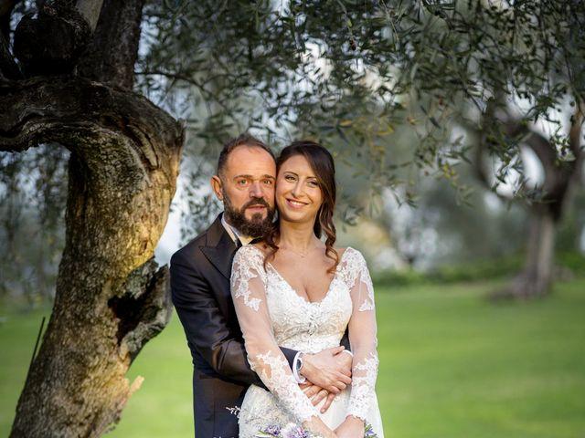 Il matrimonio di Francesco e Lucia a Montespertoli, Firenze 51