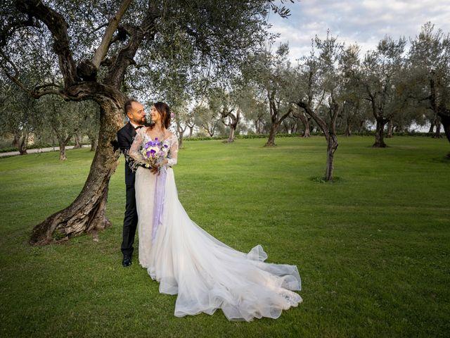 Il matrimonio di Francesco e Lucia a Montespertoli, Firenze 52