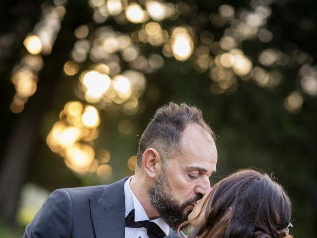 Il matrimonio di Francesco e Lucia a Montespertoli, Firenze 53