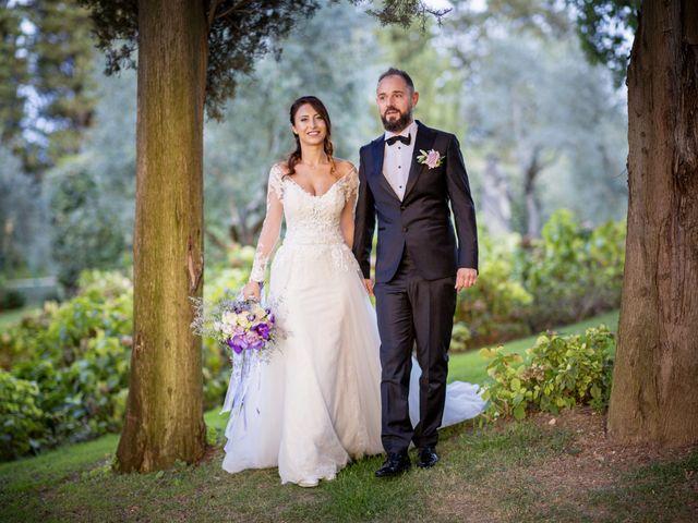 Il matrimonio di Francesco e Lucia a Montespertoli, Firenze 54