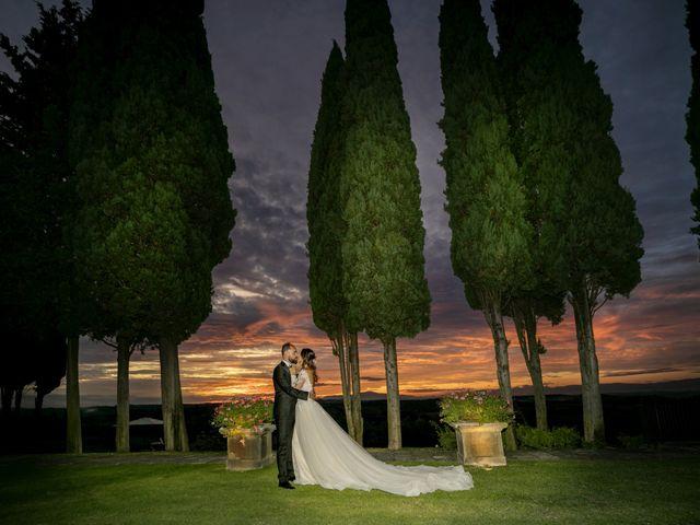 Il matrimonio di Francesco e Lucia a Montespertoli, Firenze 63