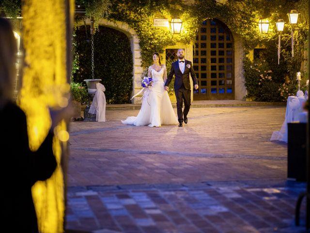 Il matrimonio di Francesco e Lucia a Montespertoli, Firenze 65