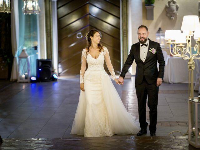 Il matrimonio di Francesco e Lucia a Montespertoli, Firenze 66