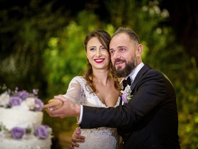 Il matrimonio di Francesco e Lucia a Montespertoli, Firenze 70