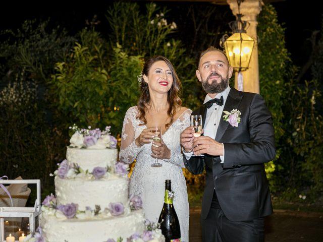 Il matrimonio di Francesco e Lucia a Montespertoli, Firenze 74