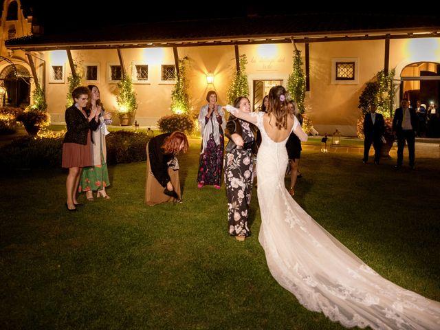 Il matrimonio di Francesco e Lucia a Montespertoli, Firenze 77