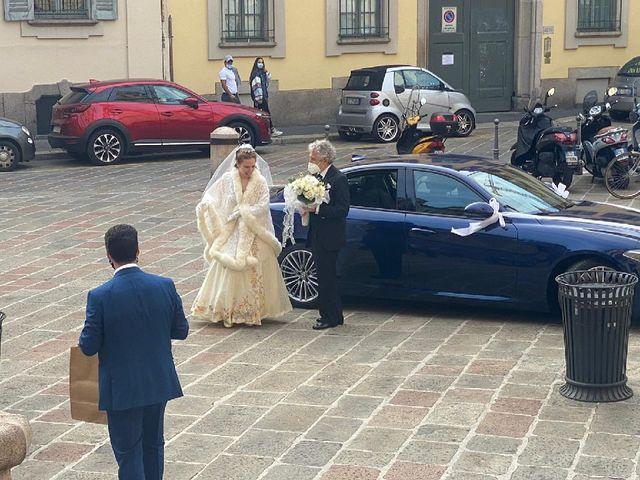 Il matrimonio di Simone e Ambra  a Milano, Milano 3