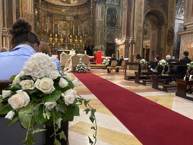 Il matrimonio di Simone e Ambra  a Milano, Milano 4