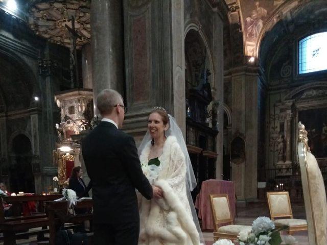 Il matrimonio di Simone e Ambra  a Milano, Milano 1