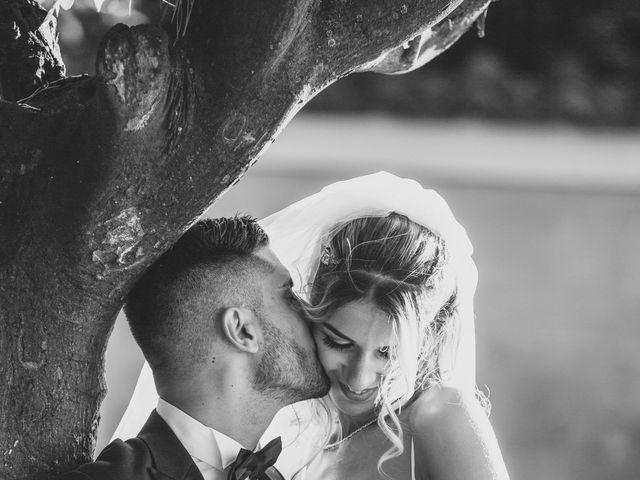 Il matrimonio di Davide e Alessia a Roma, Roma 3