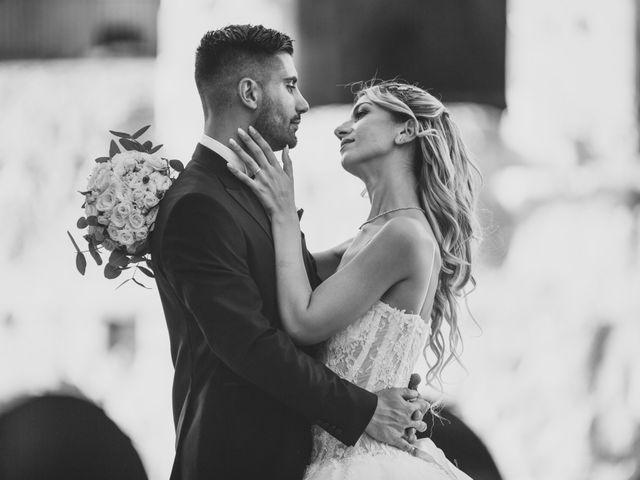 Il matrimonio di Davide e Alessia a Roma, Roma 1