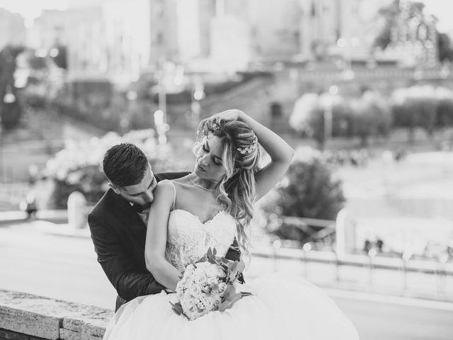 Il matrimonio di Davide e Alessia a Roma, Roma 2
