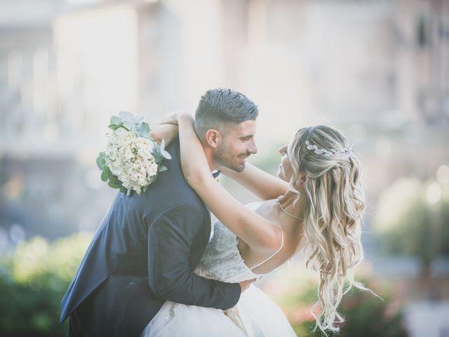 Il matrimonio di Davide e Alessia a Roma, Roma 4