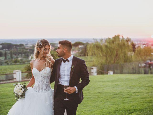 Il matrimonio di Davide e Alessia a Roma, Roma 5