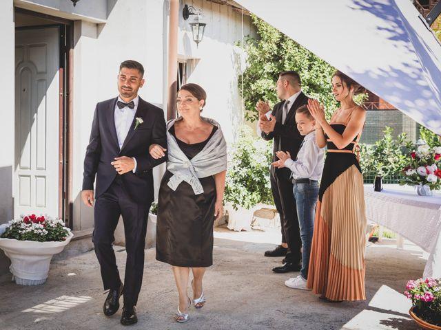 Il matrimonio di Davide e Alessia a Roma, Roma 11