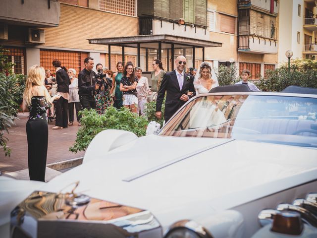 Il matrimonio di Davide e Alessia a Roma, Roma 20