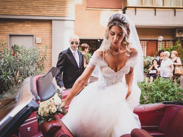 Il matrimonio di Davide e Alessia a Roma, Roma 21