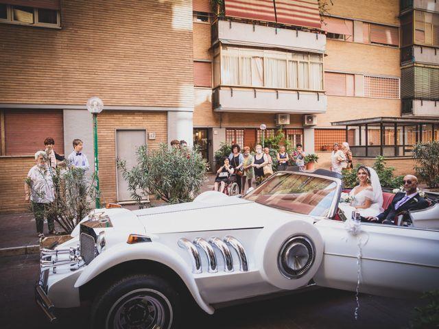 Il matrimonio di Davide e Alessia a Roma, Roma 22
