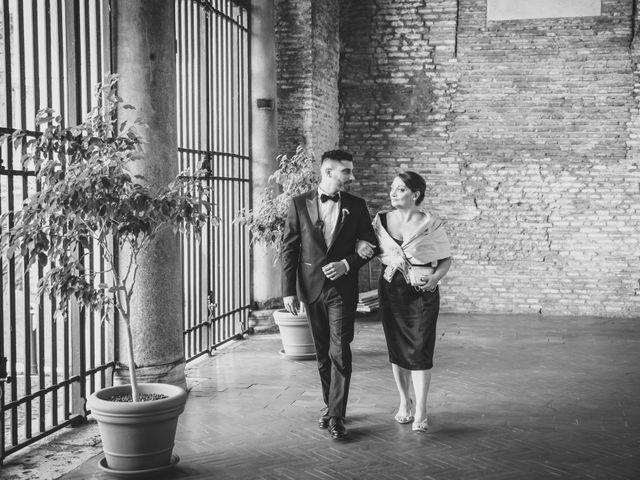 Il matrimonio di Davide e Alessia a Roma, Roma 25