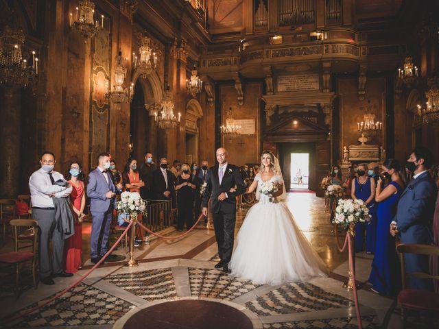 Il matrimonio di Davide e Alessia a Roma, Roma 29