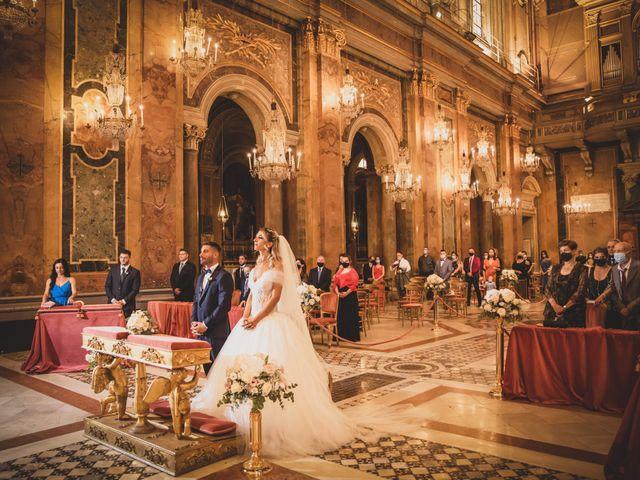 Il matrimonio di Davide e Alessia a Roma, Roma 31