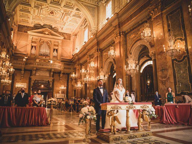 Il matrimonio di Davide e Alessia a Roma, Roma 32