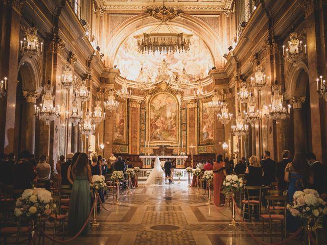 Il matrimonio di Davide e Alessia a Roma, Roma 33