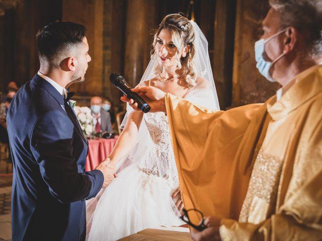 Il matrimonio di Davide e Alessia a Roma, Roma 34