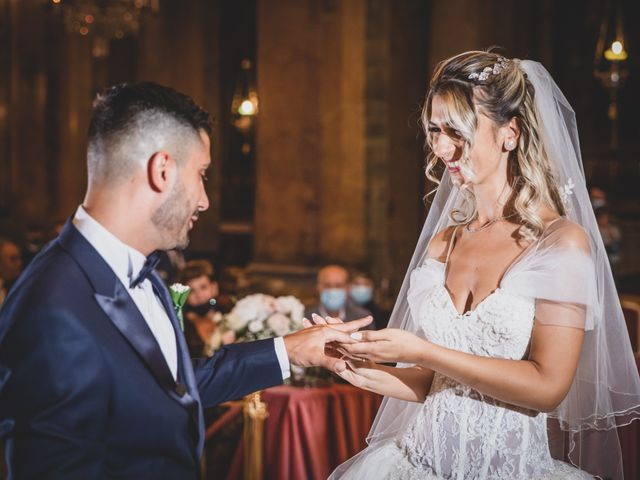 Il matrimonio di Davide e Alessia a Roma, Roma 37