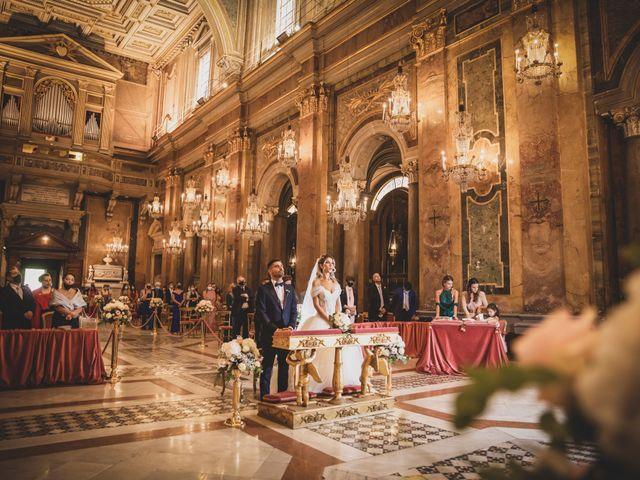 Il matrimonio di Davide e Alessia a Roma, Roma 38
