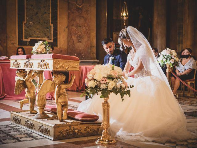 Il matrimonio di Davide e Alessia a Roma, Roma 39