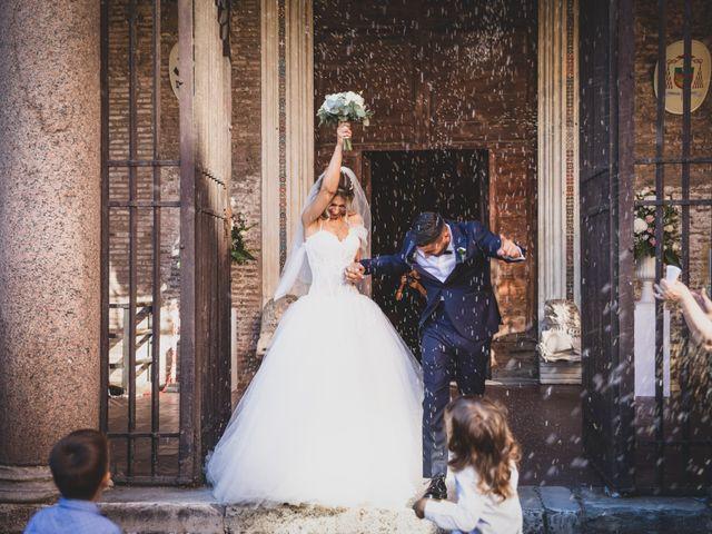 Il matrimonio di Davide e Alessia a Roma, Roma 42