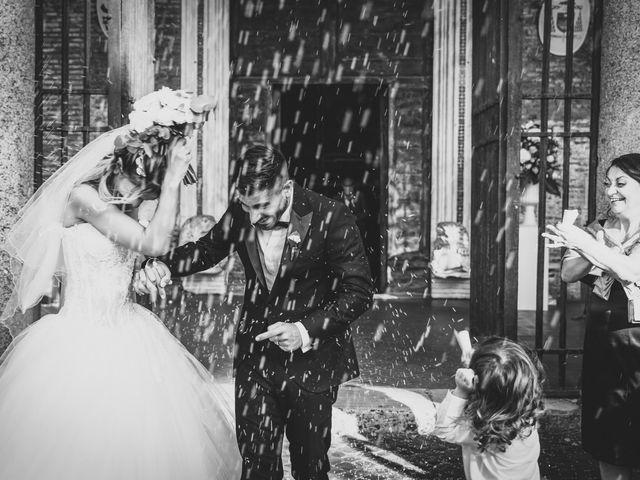 Il matrimonio di Davide e Alessia a Roma, Roma 43
