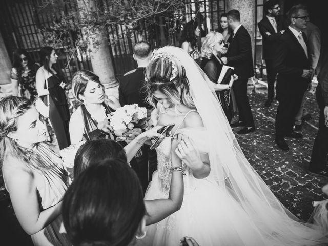 Il matrimonio di Davide e Alessia a Roma, Roma 44