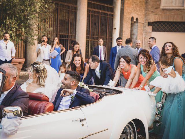 Il matrimonio di Davide e Alessia a Roma, Roma 45