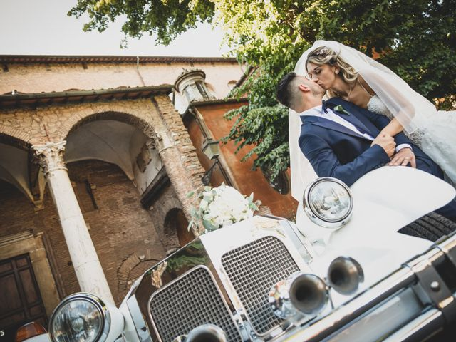Il matrimonio di Davide e Alessia a Roma, Roma 46