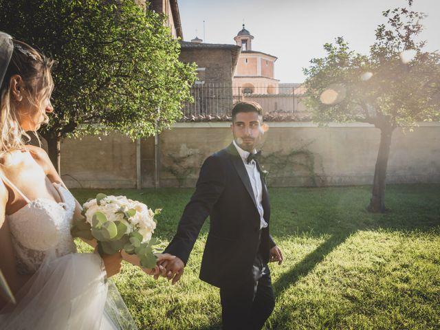 Il matrimonio di Davide e Alessia a Roma, Roma 48