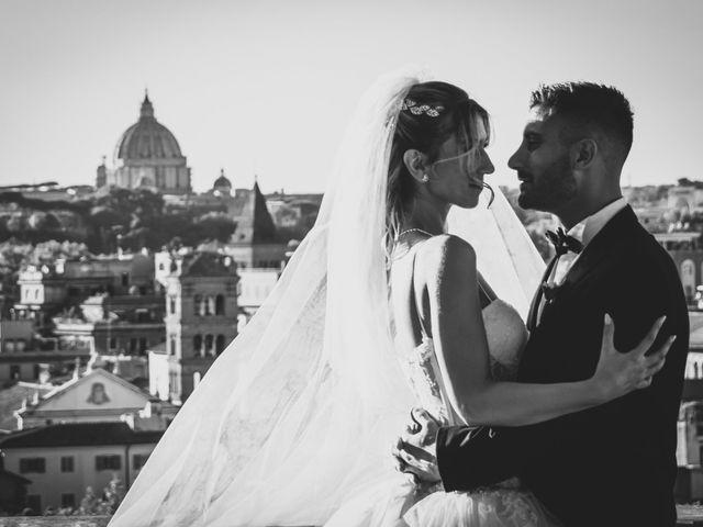 Il matrimonio di Davide e Alessia a Roma, Roma 49