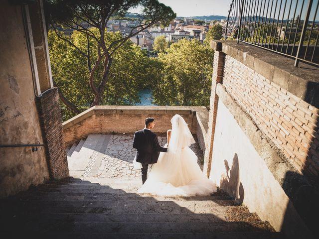 Il matrimonio di Davide e Alessia a Roma, Roma 50