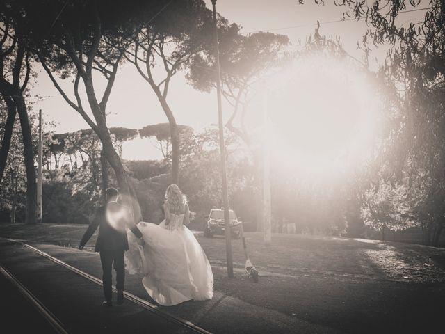 Il matrimonio di Davide e Alessia a Roma, Roma 53