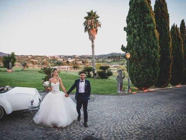 Il matrimonio di Davide e Alessia a Roma, Roma 58