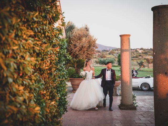 Il matrimonio di Davide e Alessia a Roma, Roma 59